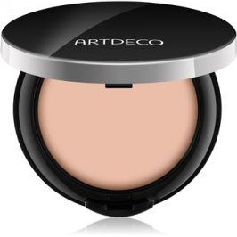 Artdeco Double Finish krémový kompaktní make-up odstín 02 Tender Beige 9 g