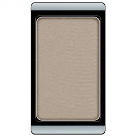Artdeco Eye Shadow Matt matné oční stíny odstín 30.514 Matt Light Grey Beige 0,8 g