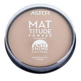 Astor Mattitude Anti Shine matující pudr odstín 004 Sand  14 g