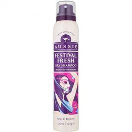 Aussie Festival Fresh suchý šampon ve spreji  180 ml