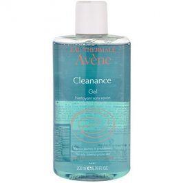 Avène Cleanance čisticí gel pro problematickou pleť, akné  200 ml