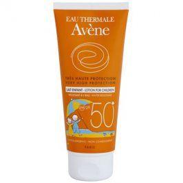 Avène Sun Kids ochranné mléko pro děti SPF50+  100 ml
