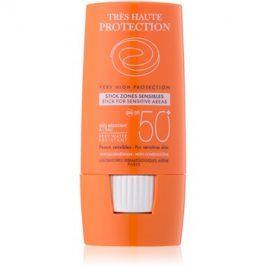 Avène Sun Sensitive tyčinka na citlivá místa SPF50+  8 g
