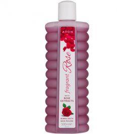 Avon Bubble Bath pěna do koupele s výtažkem ze šípkové růže  500 ml