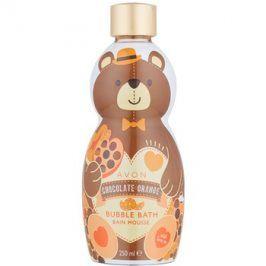 Avon Bubble Bath pěna do koupele s vůní čokolády a pomeranče  250 ml