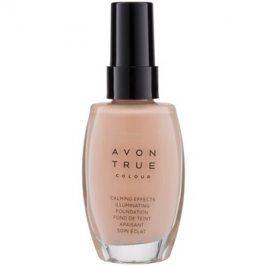 Avon True Colour zklidňující make-up pro rozjasnění pleti odstín Ivory 30 ml
