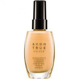 Avon True Colour zklidňující make-up pro rozjasnění pleti odstín Cream 30 ml