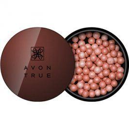 Avon True Colour bronzové tónovací perly odstín Medium Tan 22 g