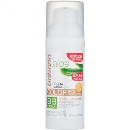 Babaria Aloe Vera BB krém saloe vera SPF 15  50 ml