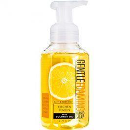 Bath & Body Works Kitchen Lemon pěnové mýdlo na ruce  259 ml
