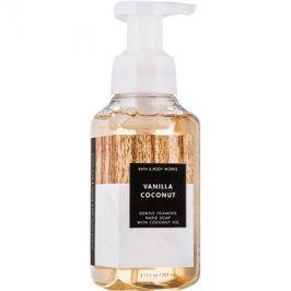 Bath & Body Works Vanilla Coconut pěnové mýdlo na ruce  259 ml