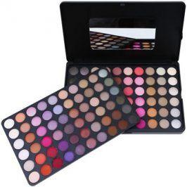 BHcosmetics 120 Color 5th Edition paleta očních stínů se zrcátkem  90 g