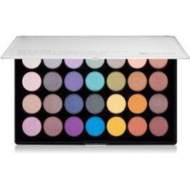 BHcosmetics 28 Color Foil paleta metalických očních stínů  44,8 g