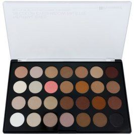 BHcosmetics Neutral Eyes paleta očních stínů  47,6 g
