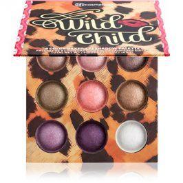 BHcosmetics Wild Child paleta očních stínů se zrcátkem  14 g