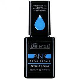 Bielenda AXN Total Repair Liquid Glass regenerační kondicionér na nehty odstín Delicate Pink 11 ml