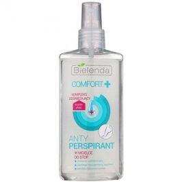 Bielenda Comfort+ antiperspirant ve spreji na nohy  150 ml