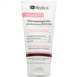 Bielenda Dr Medica Emollients čisticí emulze pro suchou až citlivou pleť  150 ml