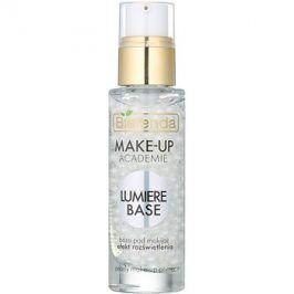 Bielenda Make-Up Academie Lumiere Base rozjasňující podkladová báze pod make-up  30 g
