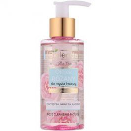 Bielenda Rose Care růžový čisticí olej pro citlivou pleť  140 ml