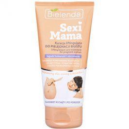 Bielenda Sexy Mama zpevňující gel na poprsí pro těhotné a mladé maminky  125 ml