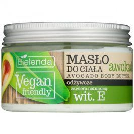 Bielenda Vegan Friendly Avocado tělové máslo  250 ml