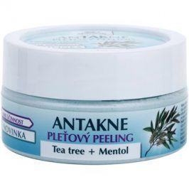 Bione Cosmetics Antakne pleťový a tělový peeling  200 g