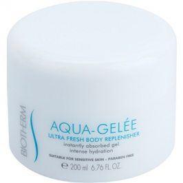 Biotherm Aqua-Gelée chladivý hydratační krém pro citlivou pokožku  200 ml
