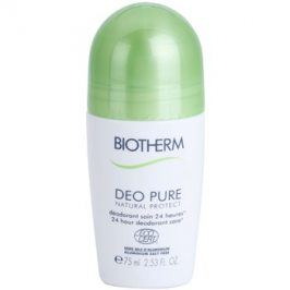 Biotherm Deo Pure deodorant roll-on  75 ml