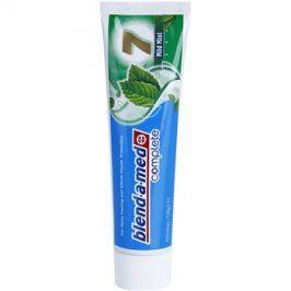 Blend-a-med Complete 7 Mild Mint zubní pasta pro kompletní ochranu zubů  100 ml
