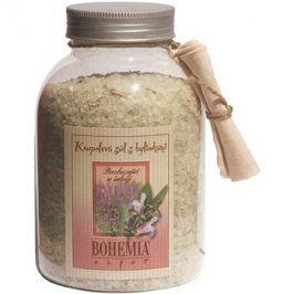 Bohemia Gifts & Cosmetics Bohemia Natur povzbuzující koupelová sůl se šalvějí  1 200 g