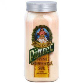 Bohemia Gifts & Cosmetics Pivrnec pivní koupelová sůl  990 g