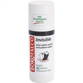 Borotalco Invisible tuhý deodorant proti bílým a žlutým skvrnám 48 h  40 ml