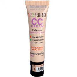 Bourjois 123 Perfect CC krém pro bleskově bezchybný vzhled odstín Ivory 31 SPF 15 30 ml