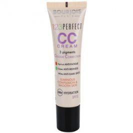 Bourjois 123 Perfect CC krém pro bleskově bezchybný vzhled odstín Beige Clair 32 SPF 15  30 ml