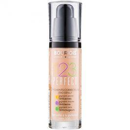 Bourjois 123 Perfect tekutý make-up pro perfektní vzhled odstín 57 Hale Clair SPF 10  30 ml