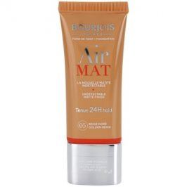 Bourjois Air Mat matující make-up odstín 05 Golden Beige 30 ml