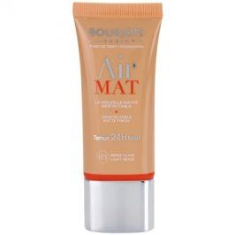 Bourjois Air Mat matující make-up odstín 03 Light Beige 30 ml