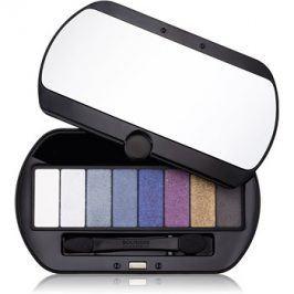 Bourjois Le Smoky paleta očních stínů 8 barev odstín 02 Le Smoky 4,5 g