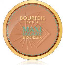 Bourjois Maxi Delight bronzer odstín 02 Olive/ Tanned Skin 18 g