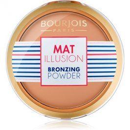 Bourjois Parisian Summer bronzer odstín 22 Dark 15 g