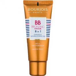 Bourjois Parisian Summer bronzující BB krém s hydratačním účinkem odstín 02 Dark 30 ml