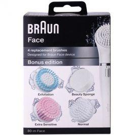 Braun Face  80-m Bonus Edition náhradní hlavice  4 ks