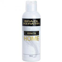 Brazil Keratin Home vlasová kúra pro narovnání vlasů  150 ml