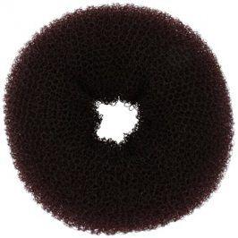 BrushArt Hair Donut vycpávka do drdolu hnědá (10 cm)