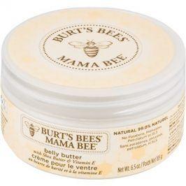 Burt's Bees Mama Bee vyživující tělové máslo na břicho a pas  185 g