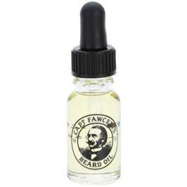 Captain Fawcett Beard Oil olej na vousy  10 ml