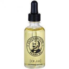 Captain Fawcett Beard Oil olej na vousy  50 ml