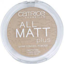 Catrice All Matt Plus matující pudr odstín 025 Sand Beige 10 g
