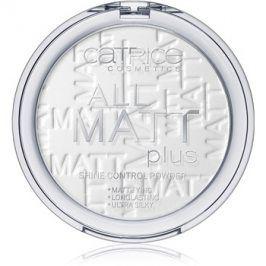 Catrice All Matt Plus matující pudr odstín 001 Universal 10 g